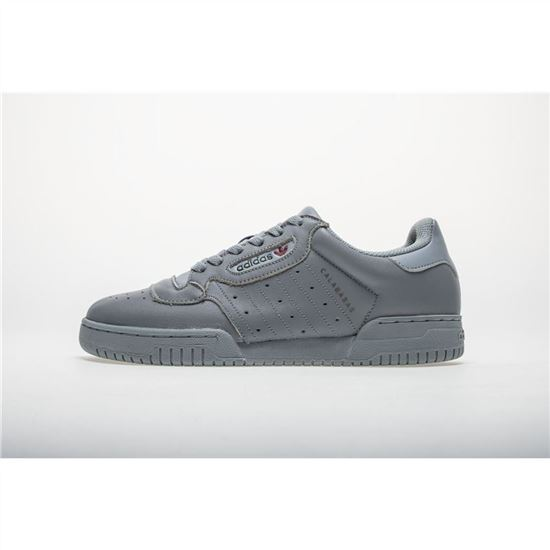 Adidas Originals X Kanye West Yeezy Powerphase GreySupcol